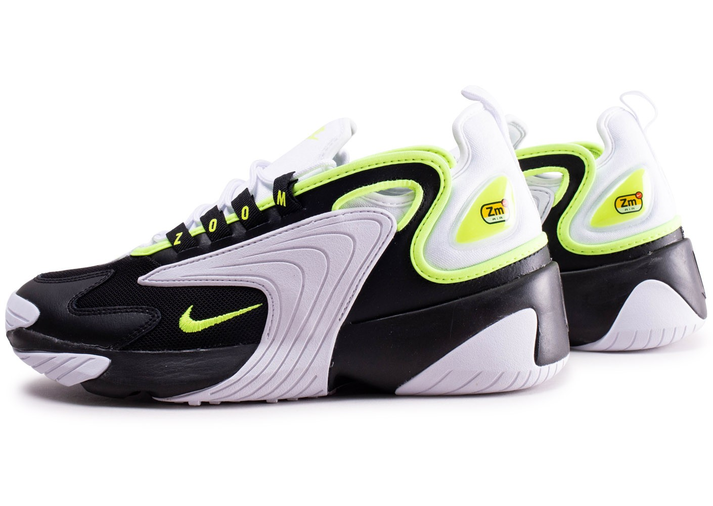 incredible prices buy popular well known Nike Zoom 2K Noir volt - Chaussures Baskets homme - Chausport