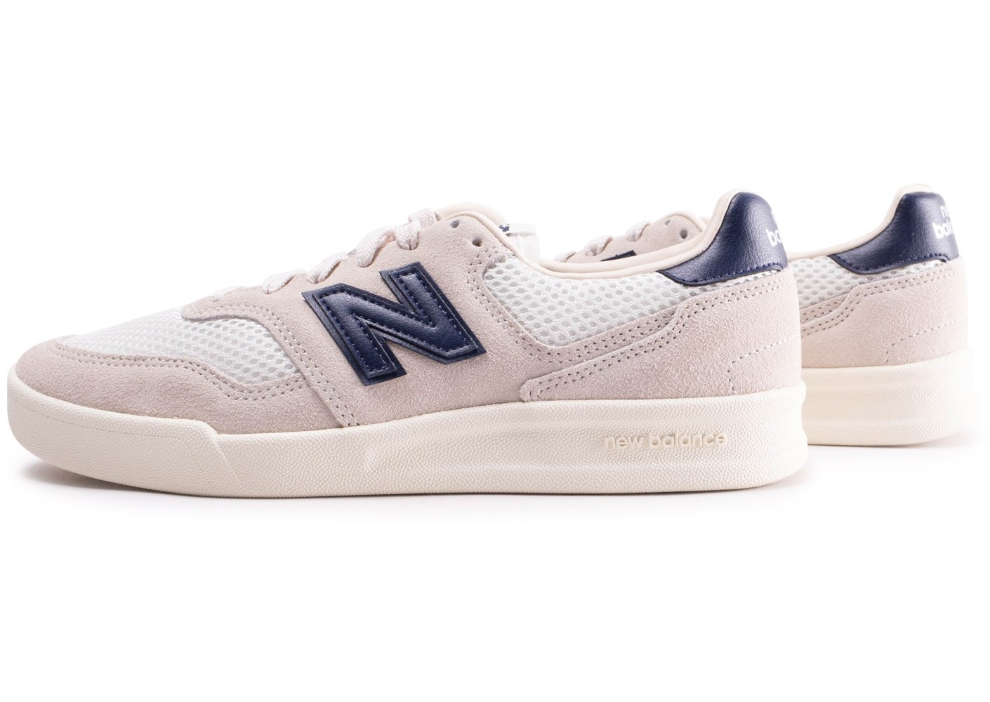 new balance 300 blanche et rouge