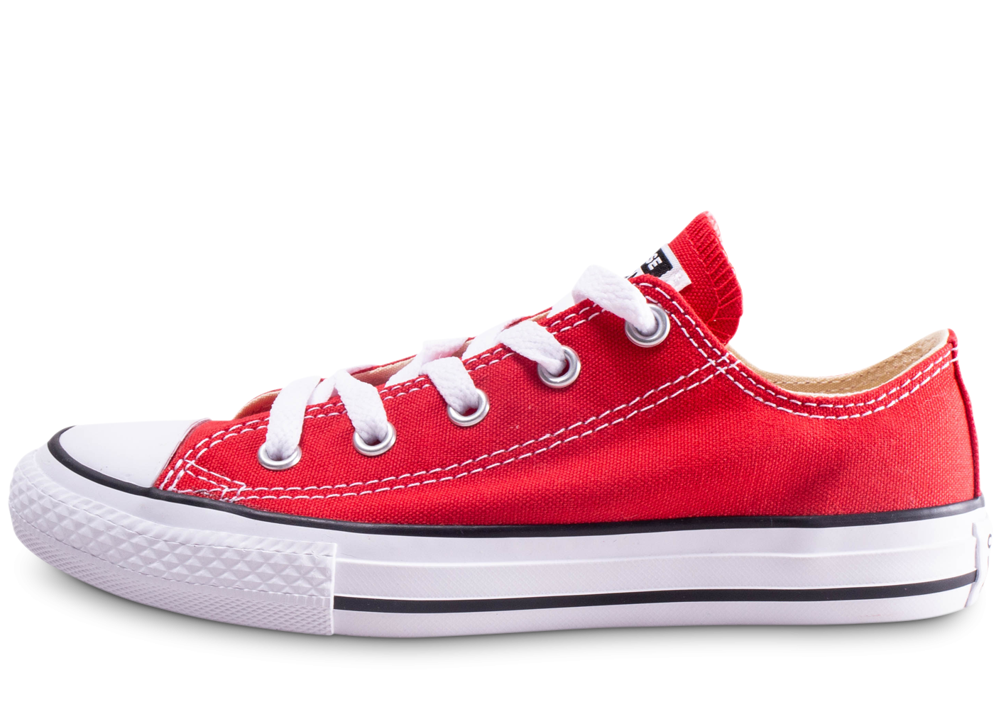 Converse Chuck Taylor All Star enfant basse rouge