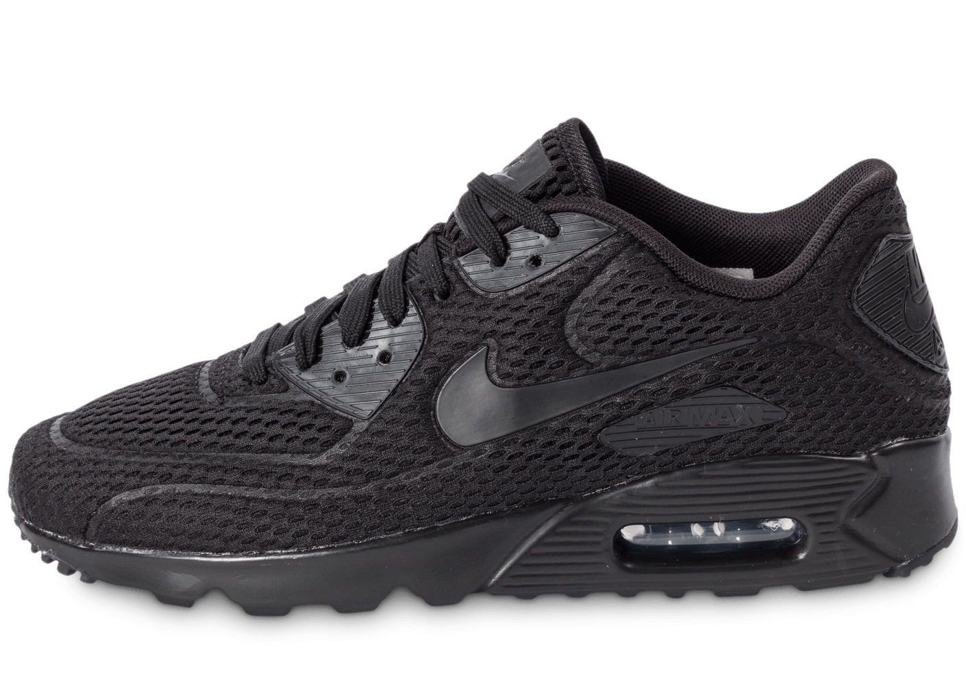 info for 76fca bd245 Nike Air Max 90 Ultra BR noire - Chaussures Baskets homme - Chausport