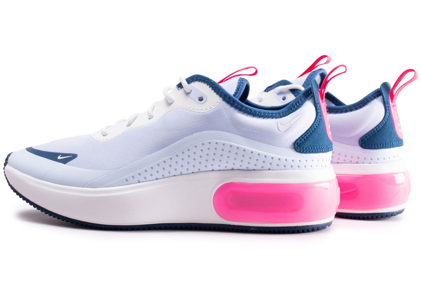 chaussures femme nike rose clair