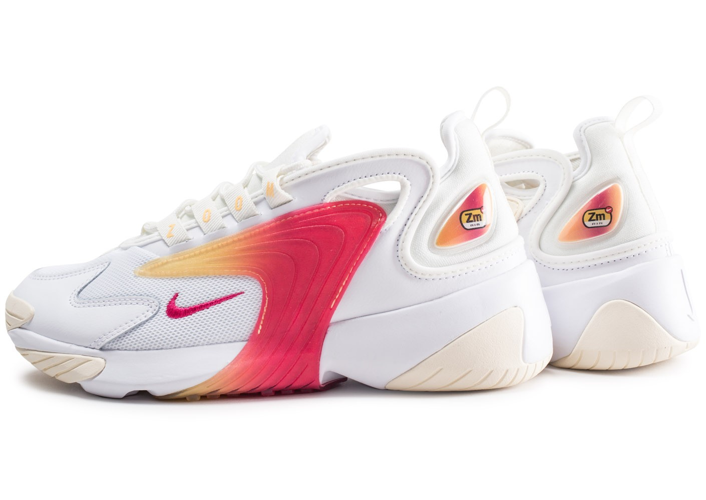 chaussure nike zoom rose