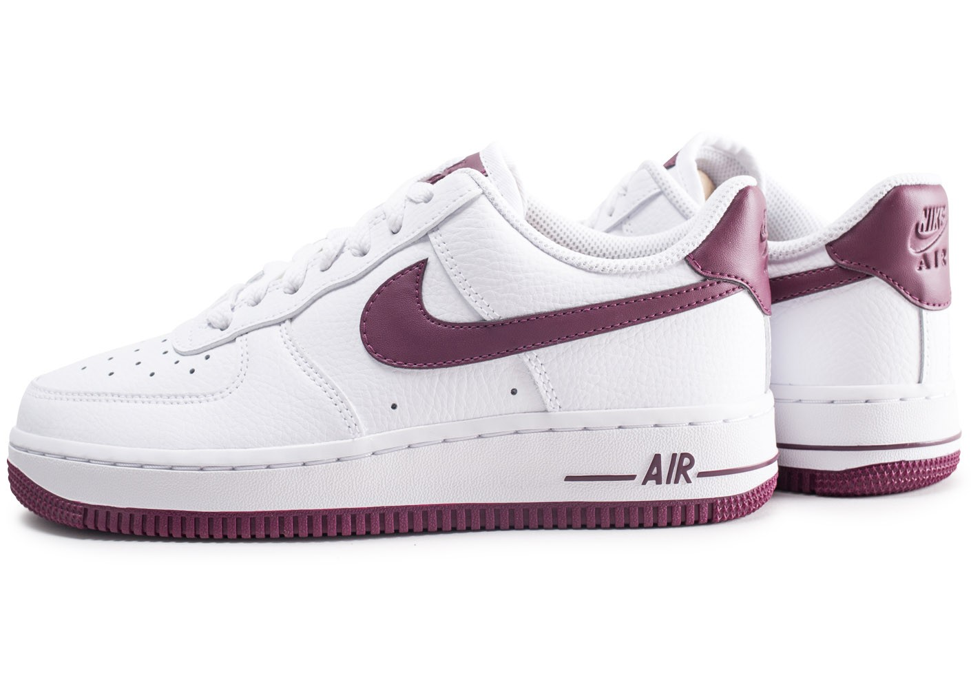 air force 1 homme bordeaux