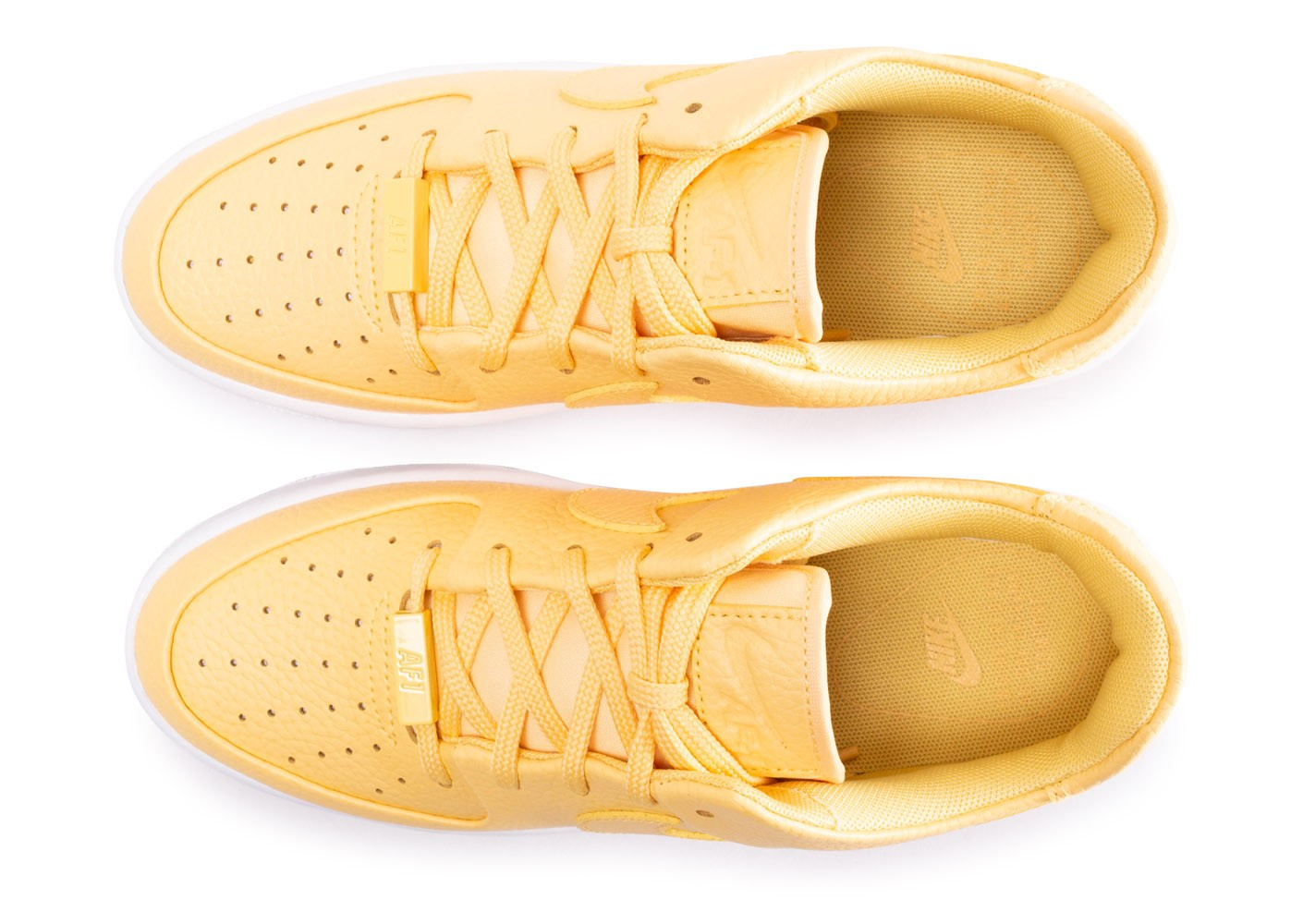 Nike Air Force 1 Sage Low Topaze Gold femme Chaussures