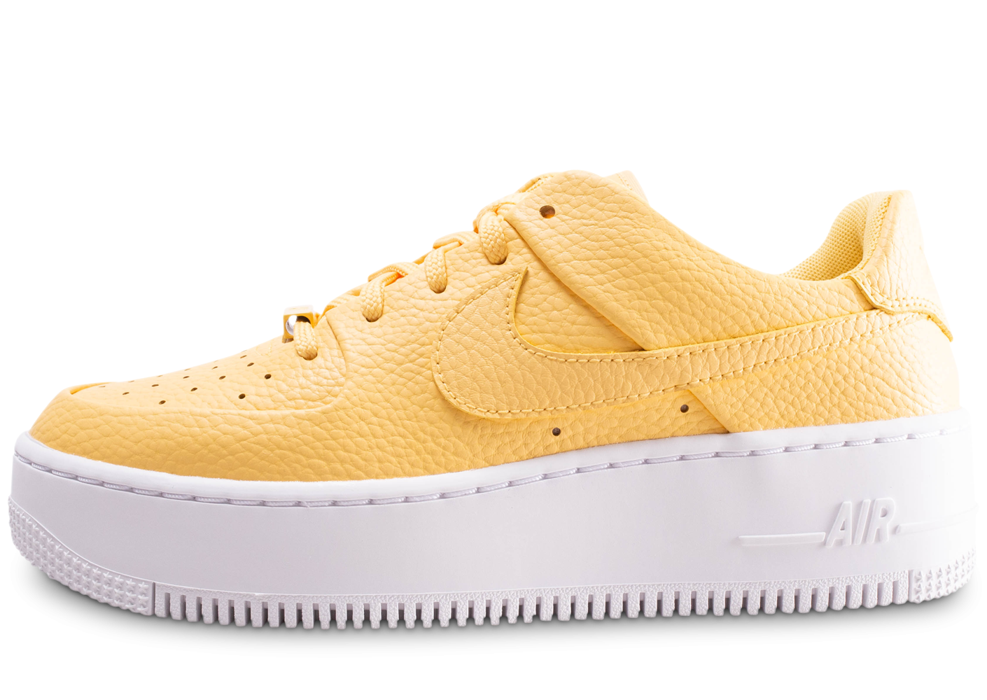 Nike Air Force 1 Sage Low Topaze Gold femme