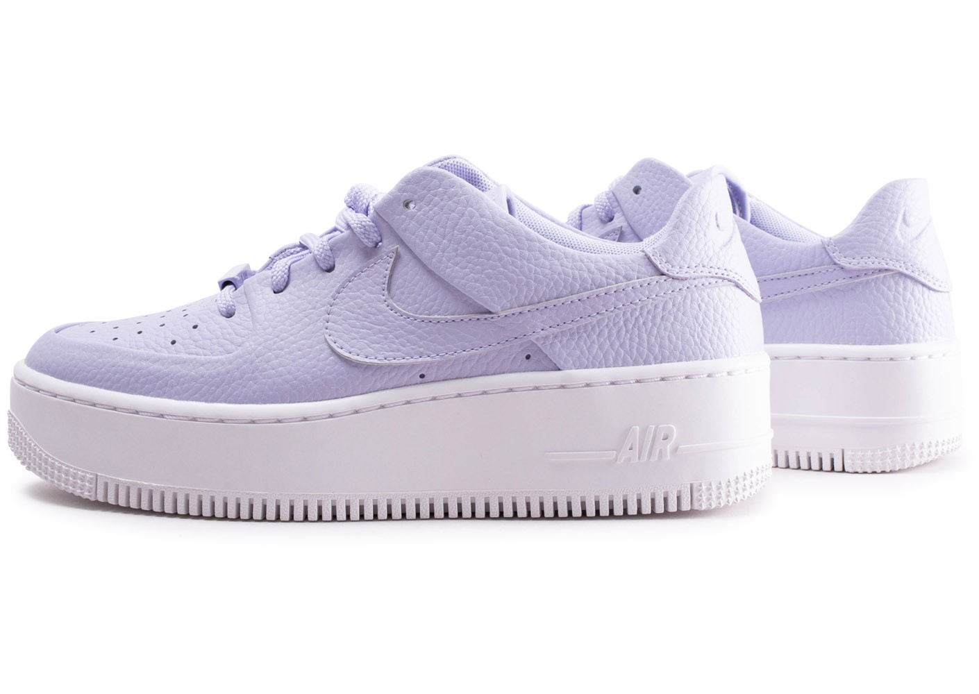 nike air force 1 cuir bleu