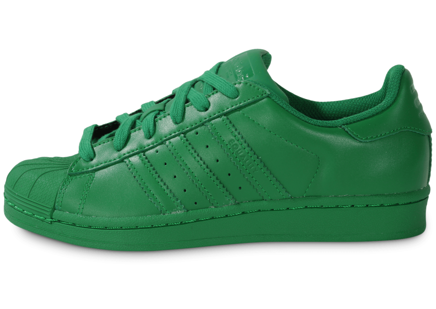 adidas Superstar Supercolor Verte
