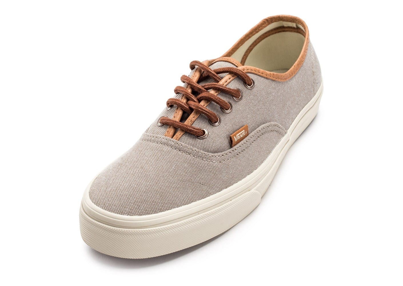 Chaussures Chausport Baskets Vans Homme Dx Beige Authentic T3lFJucK1