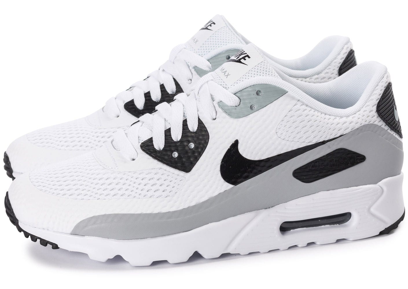 Chaussures Nike Air Max 90 Essential blanches Fashion homme
