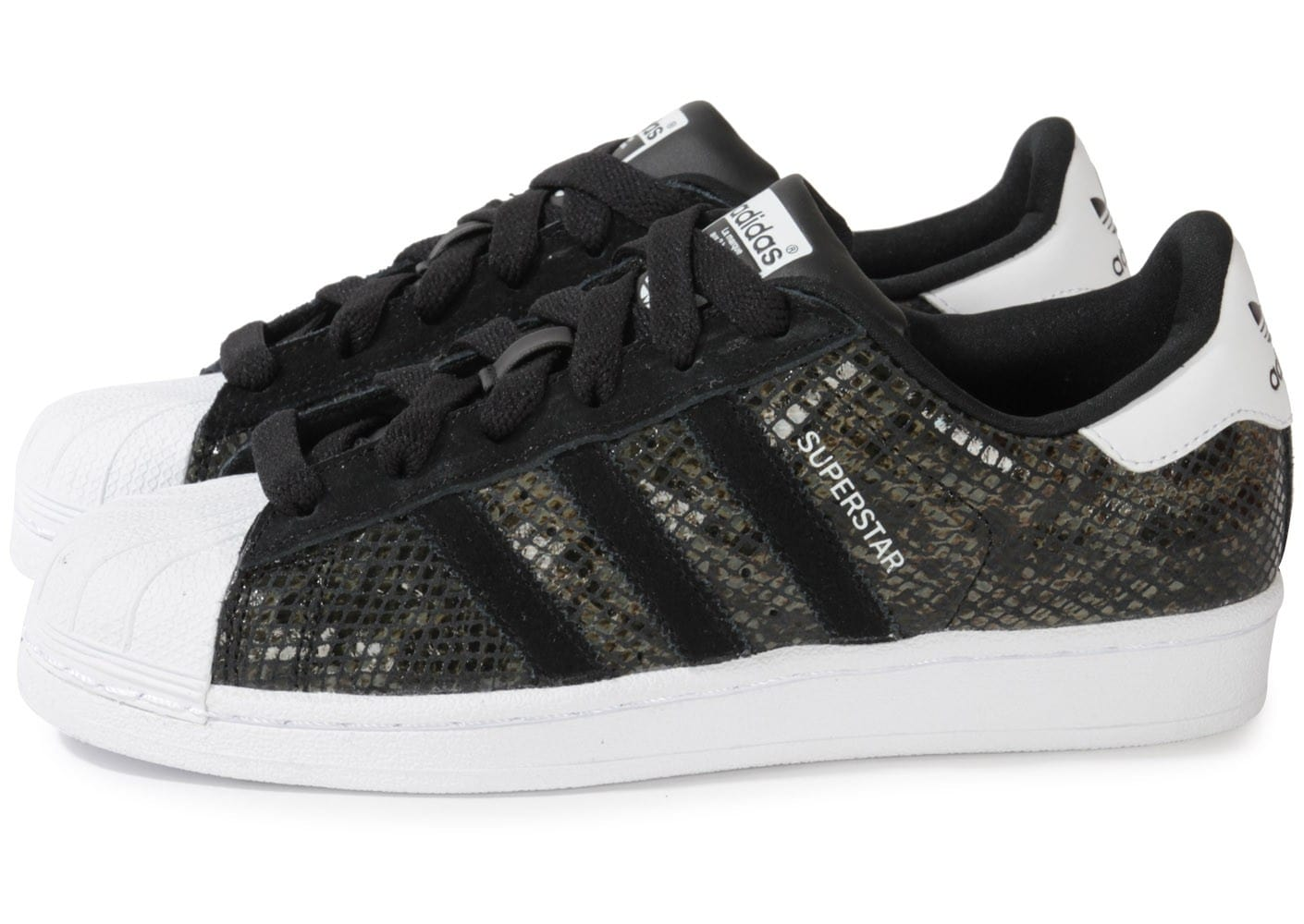 get online many styles classic shoes adidas Superstar Serpent - Chaussures adidas - Chausport