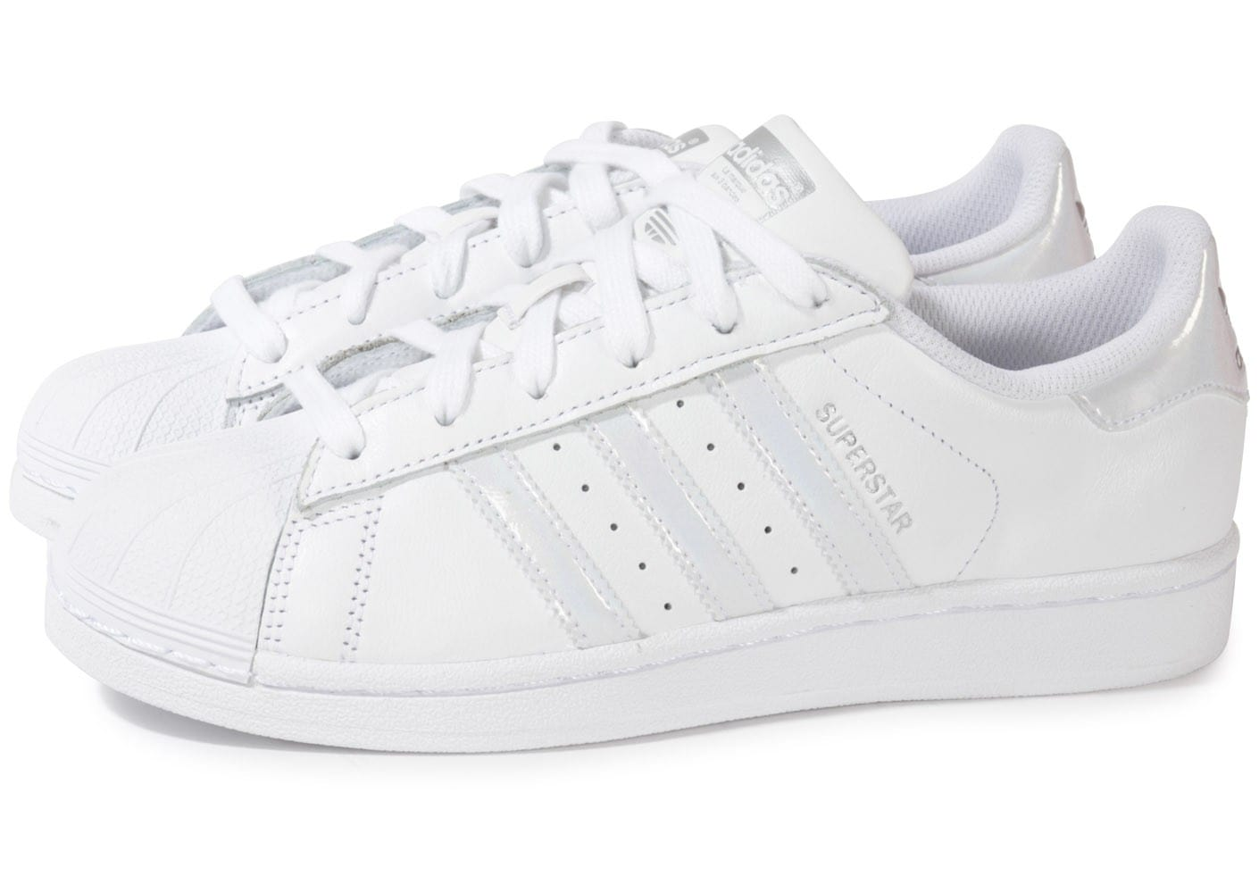 adidas superstar blanches