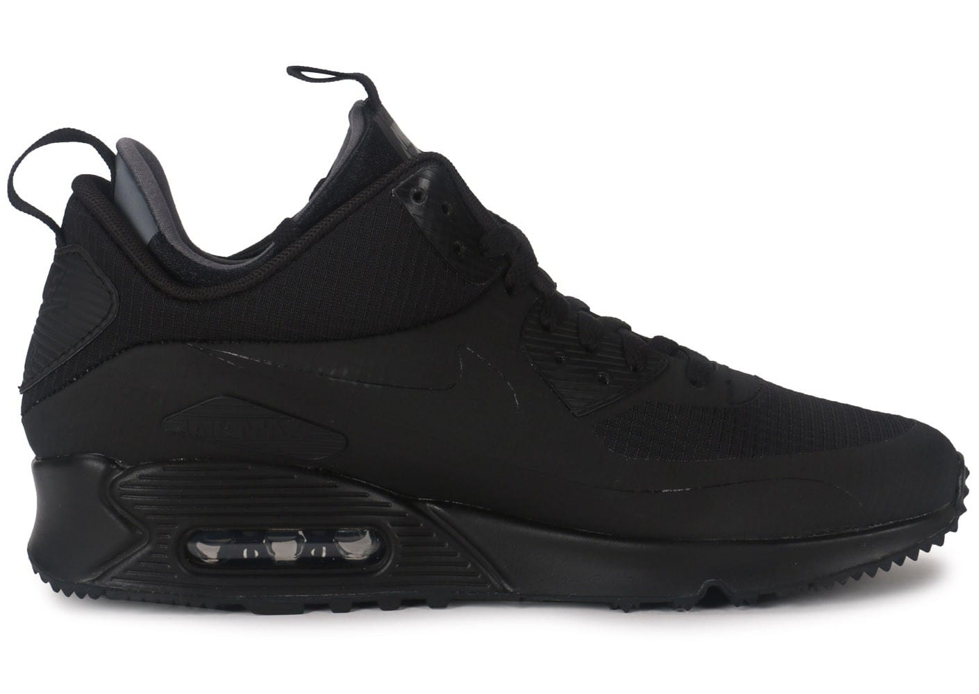 Nike Air Max 90 Mid Winter noir Chaussures Baskets homme
