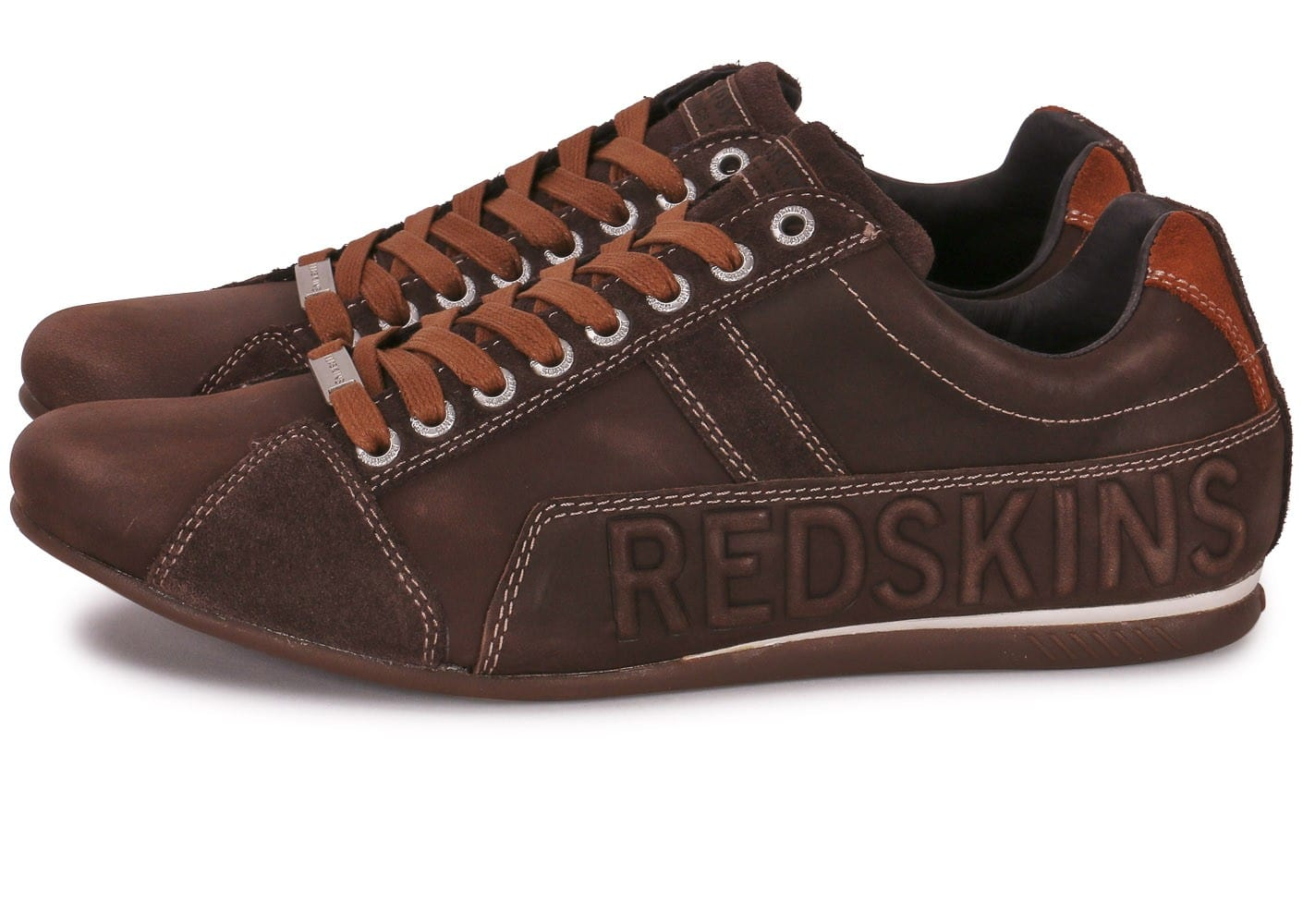 Chaussures 1zgfdijgt Homme Marron Redskins Casual SqHrSI