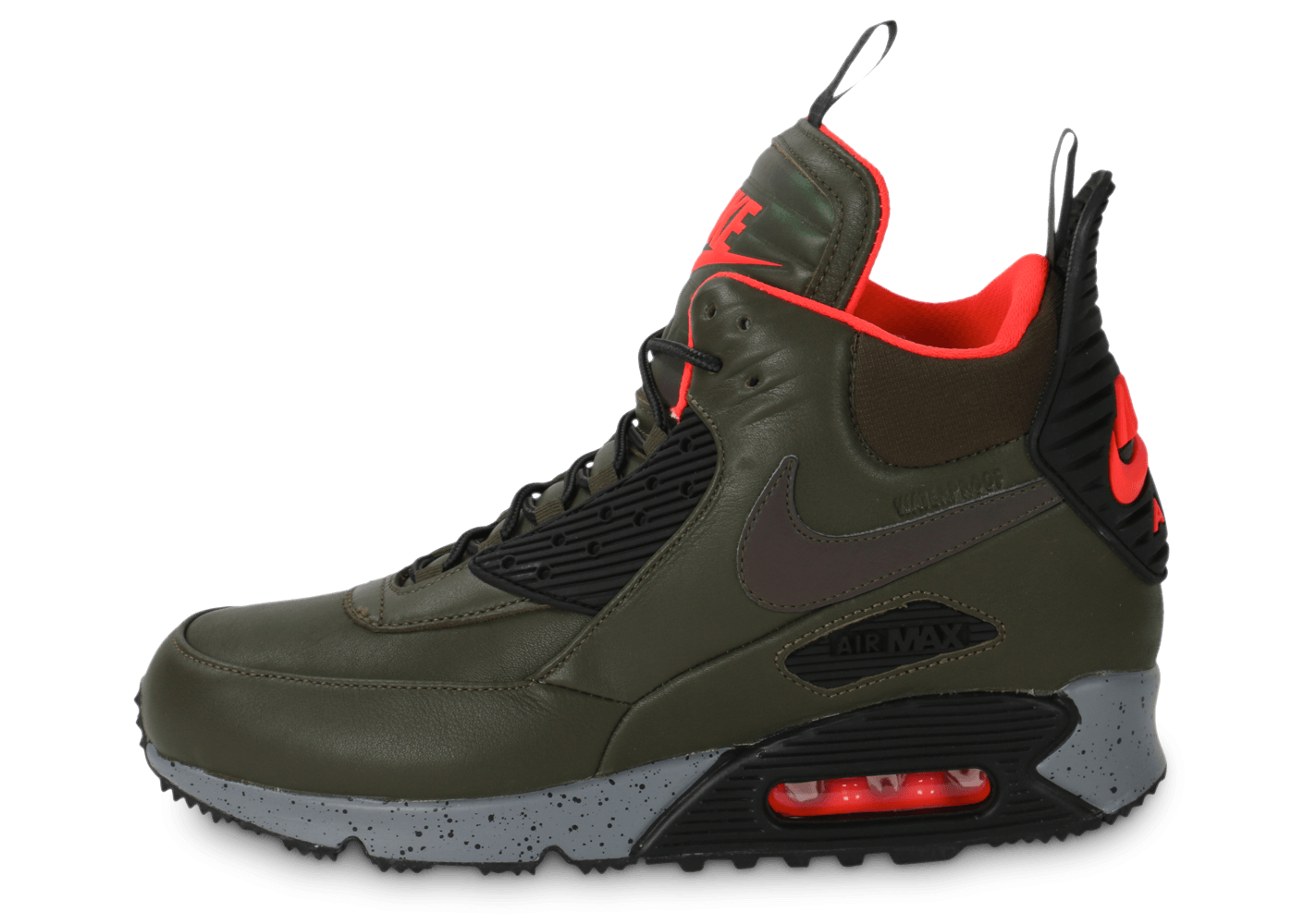 Air 90 Sneakerboot Winter Nike Kaki Max 8PXn0Owk
