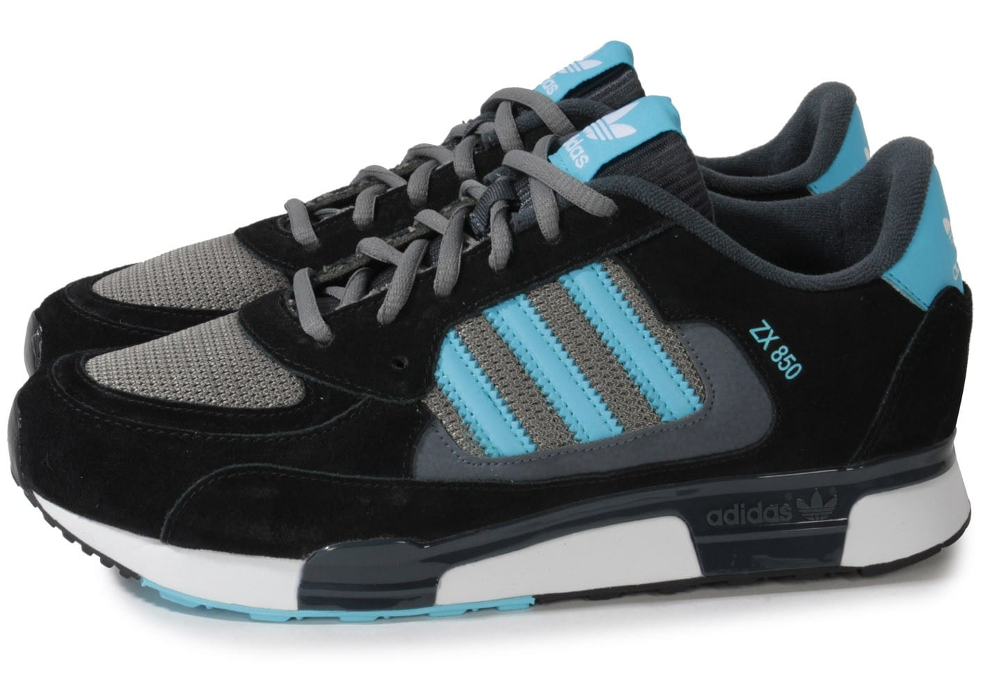 adidas Zx 850 Noire - Chaussures Baskets