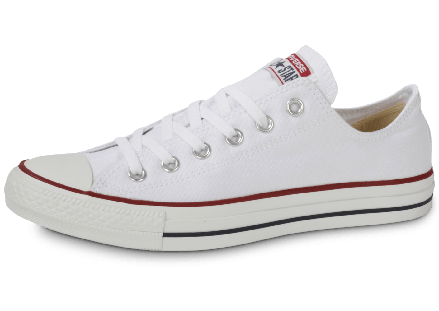Chaussures Converse All Star blanches Casual femme GzhmB3P25m