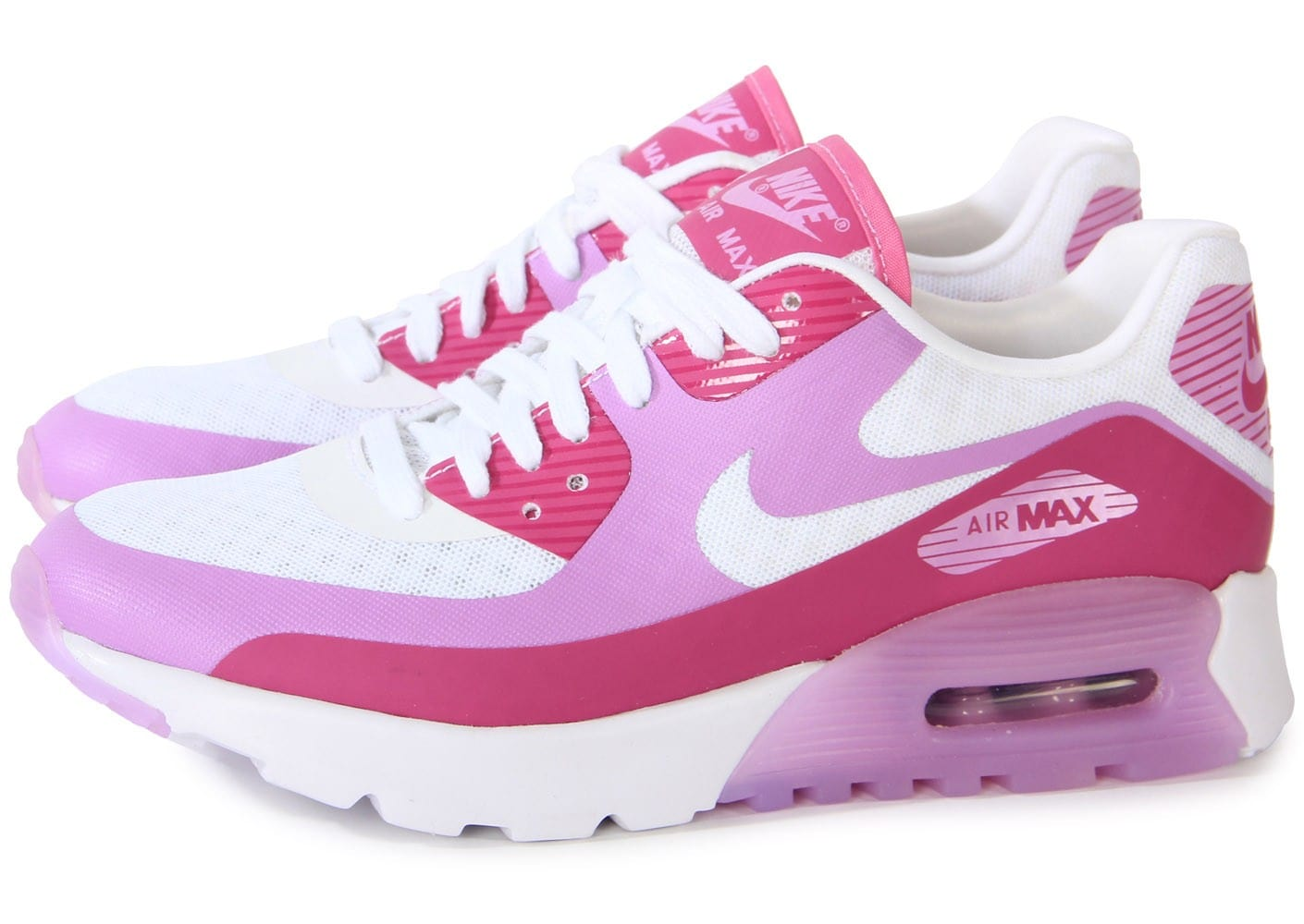 Chaussures confortables NIKE Air Max 90 BR Femme Rose