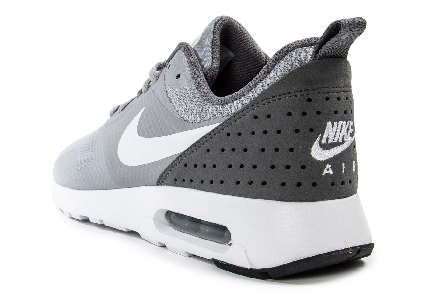 new style 1b8f9 183f0 Nike Chaussures Baskets Tavas Max Chausport grise homme Air zIzxO