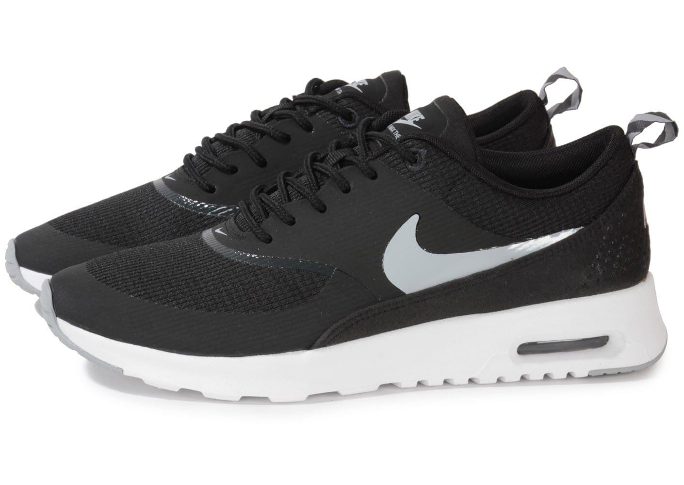 Nike Air Max Thea Noire Blanche Chaussures Baskets femme