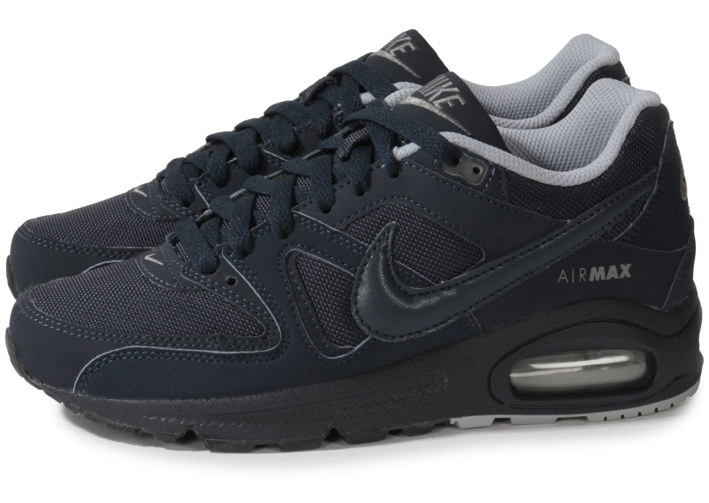 Nike Air Max Command Junior Bleu Marine Chaussures