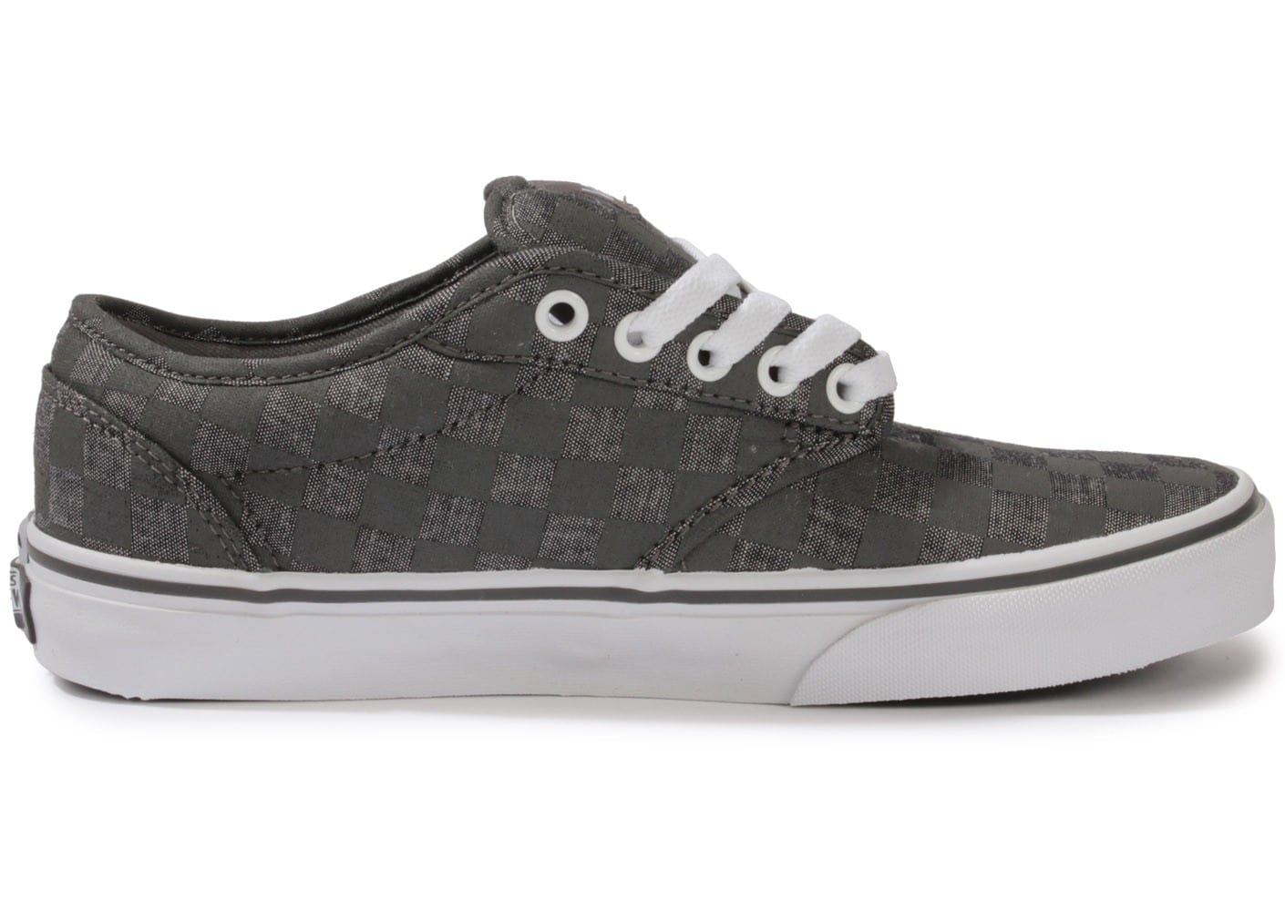 Vans Atwood Damier Grise Chaussures Chaussures Chausport