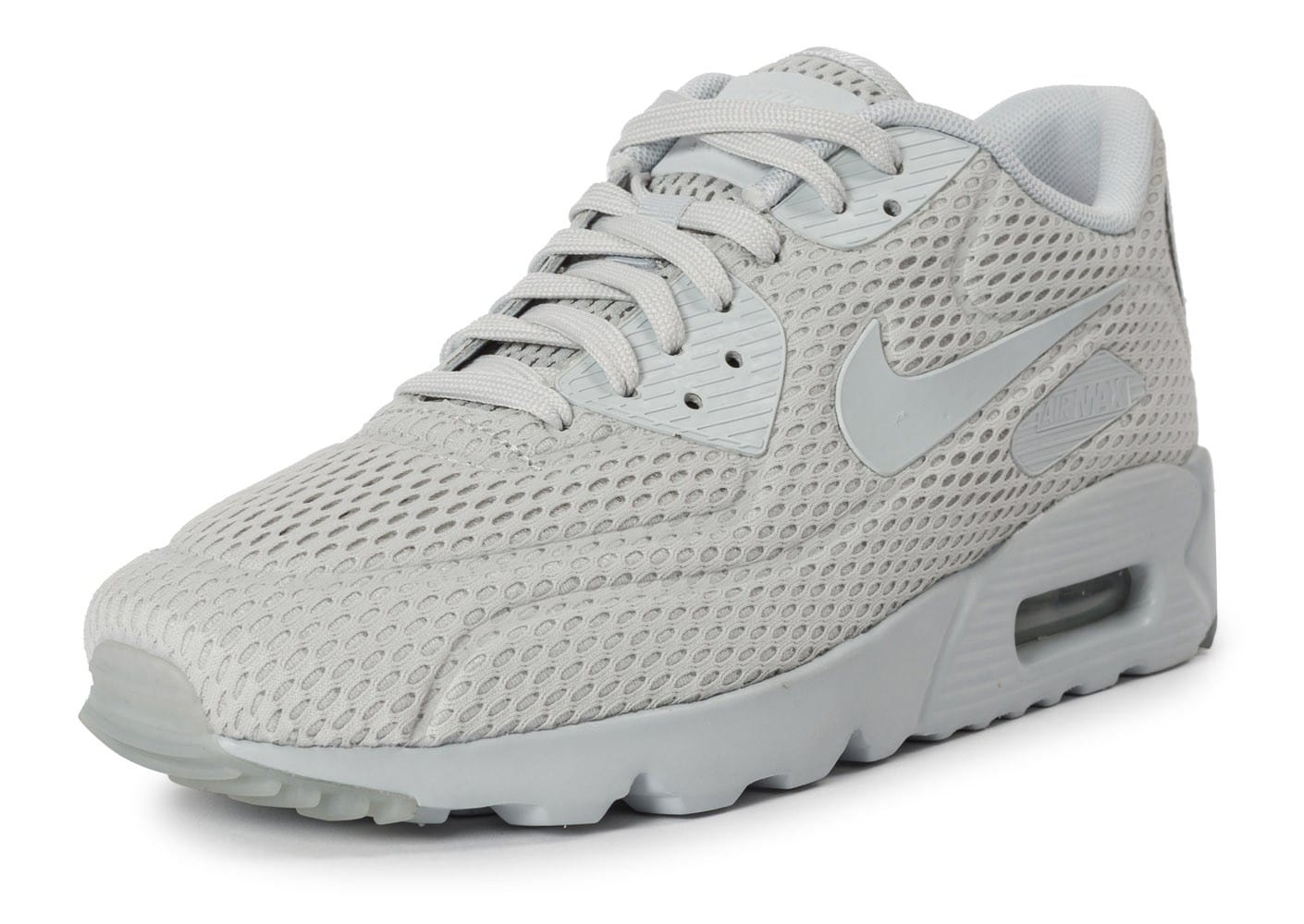info for f4943 fd860 ... Chaussures Nike Air Max 90 Ultra BR Platinum vue avant ...