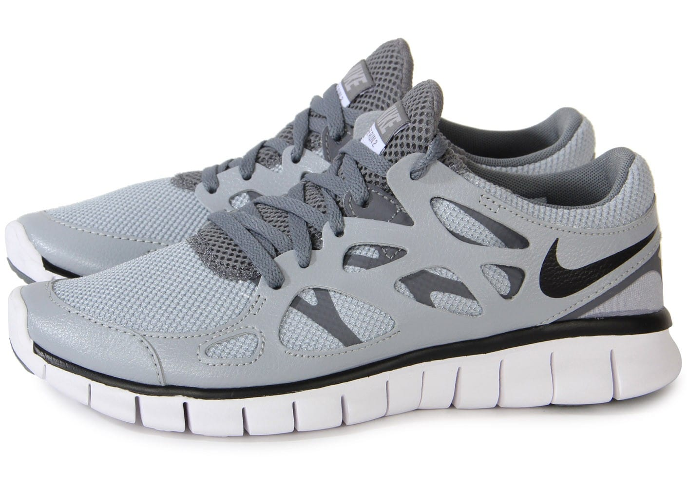 Nike Free Run 2 Ext Grise Chaussures  Chaussures  Chausport