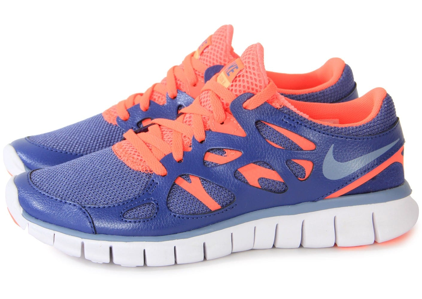 nouveau style 86434 97062 Nike Free Run 2 Ext Blue Legend - Chaussures Chaussures ...