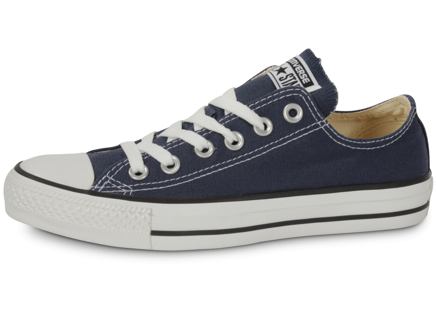 Converse Chuck Taylor All Star low bleu marine