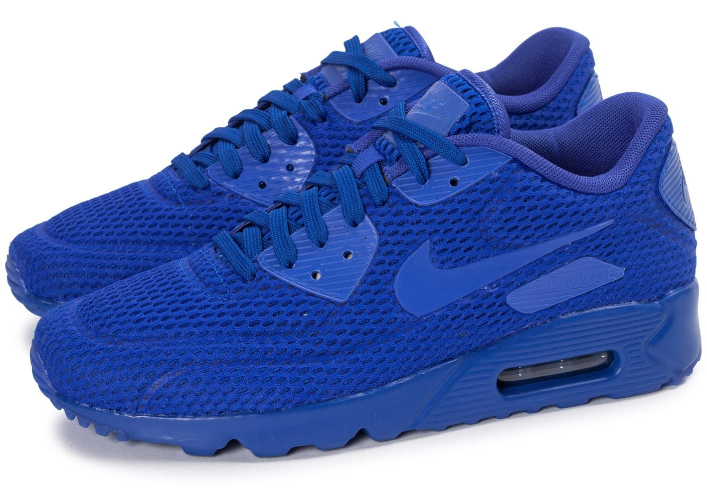 picked up cute cheap low price sale Nike Air Max 90 Ultra BR Racer Blue - Chaussures Baskets homme ...