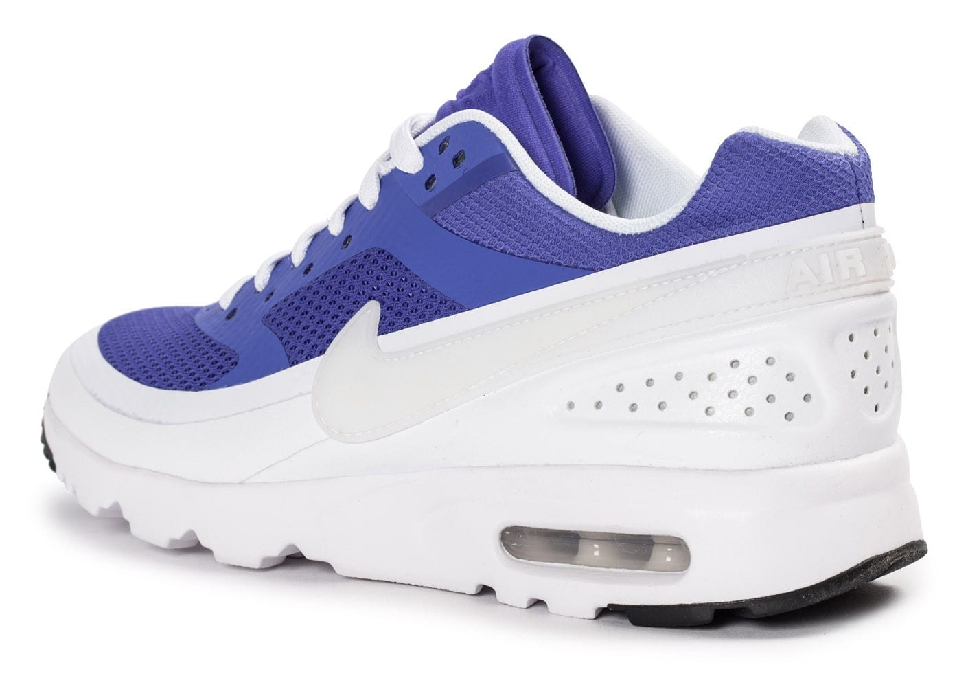 huge selection of fc3a5 05d4f ... Chaussures Nike Air Max BW Ultra Persian Violet vue arrière ...