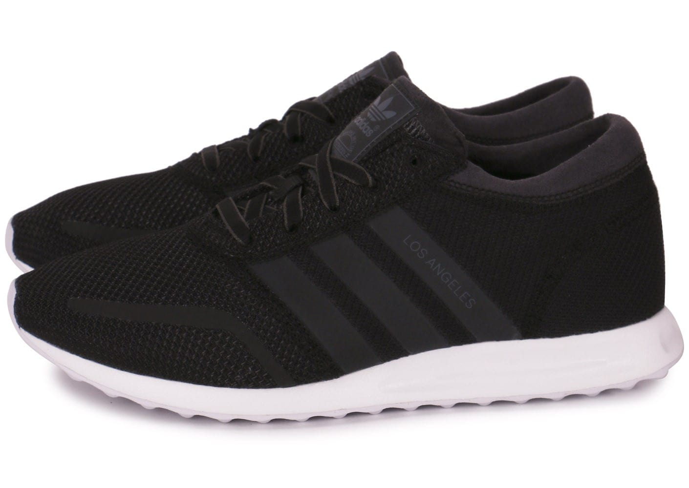 Homme Chaussures Chausport Angeles Noire Adidas Los Baskets W9IYEHD2