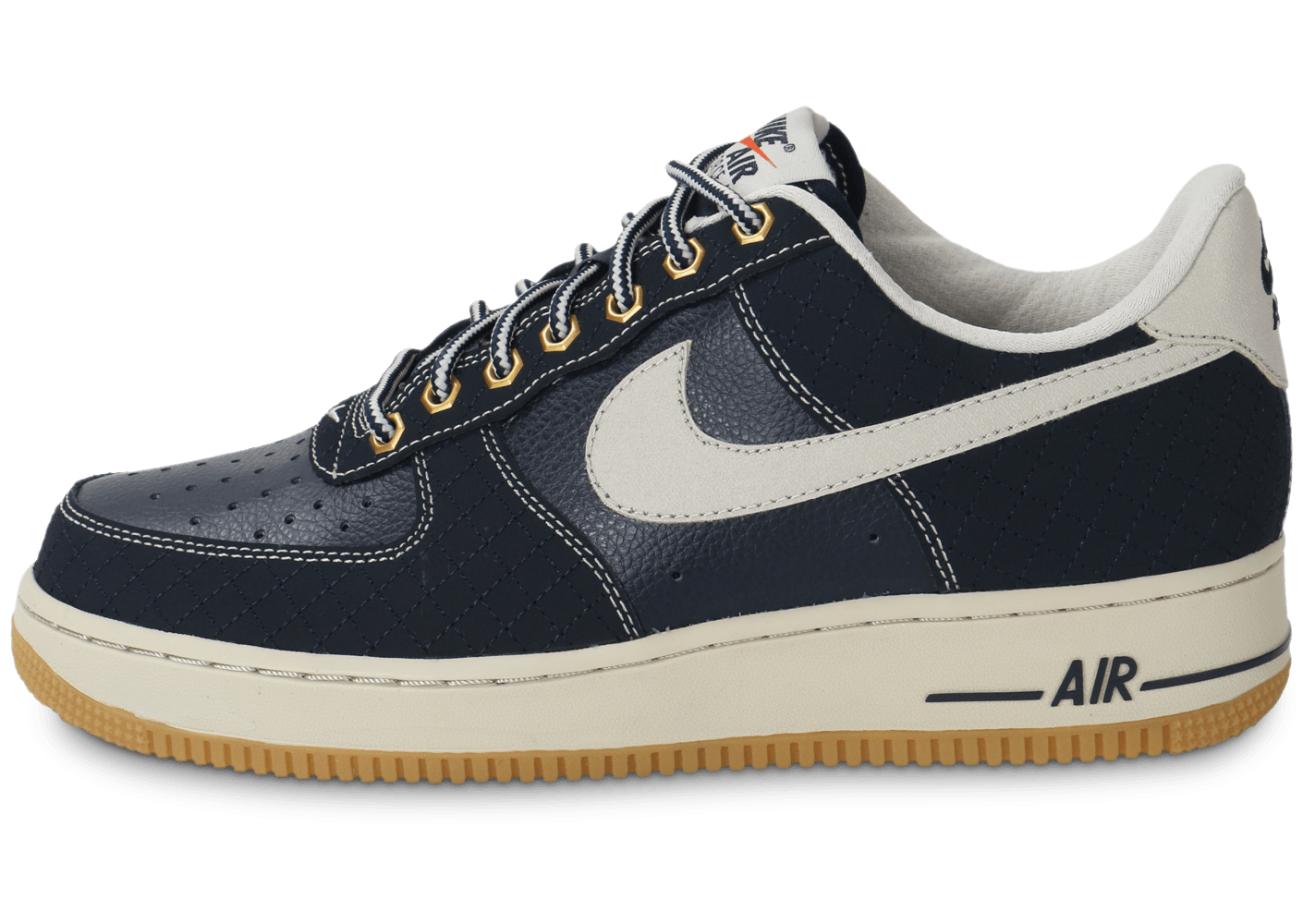 moins cher 7e9a8 8bfd4 Nike Air Force 1 Low bleu marine