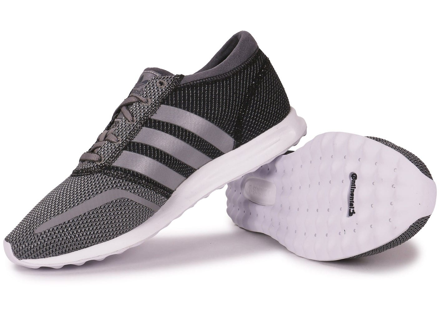 adidas Los Angeles grise Chaussures Baskets homme Chausport