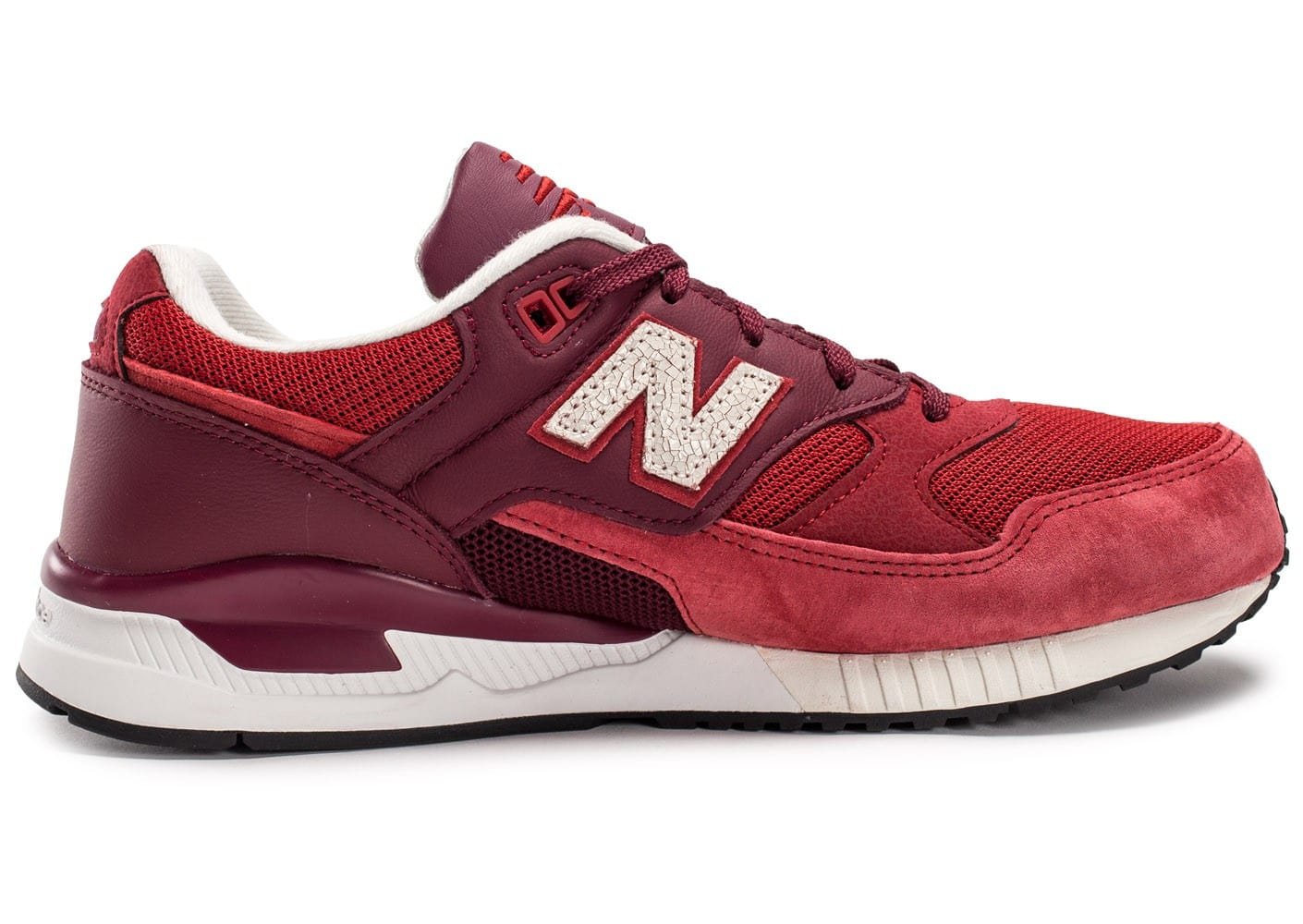 New Balance M530 Oxidation B rouge bordeaux Chaussures