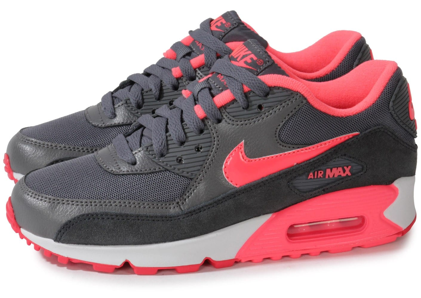 63a2feff3 sale nike air max gris rose 0a072 fdd25