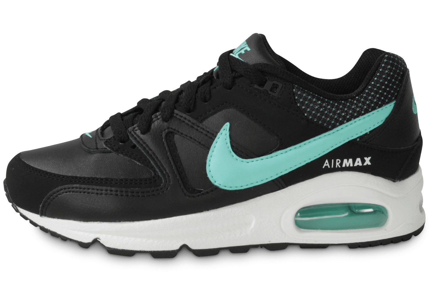 Nike Air Max Command Noir Turquoise