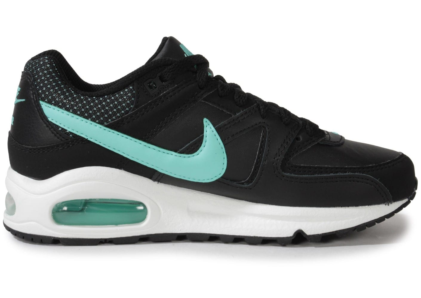 Nike Air Max Command Noir Turquoise Chaussures Chaussures