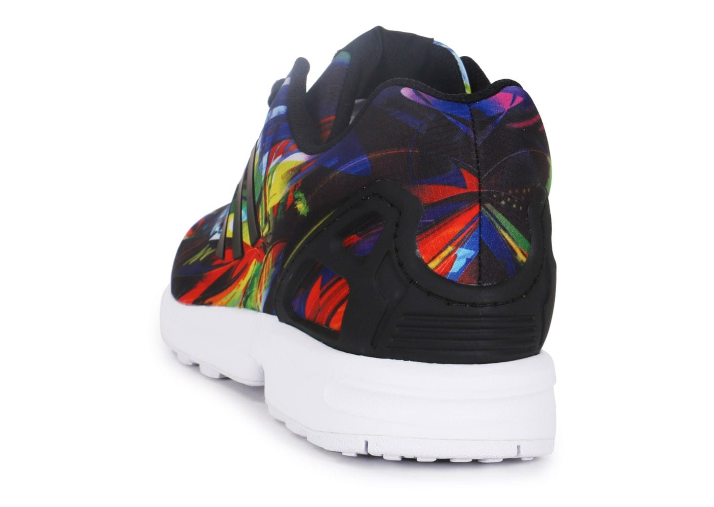 Chaussures Print Homme Flux Chausport Multicolore Baskets Zx Adidas pPUI8q