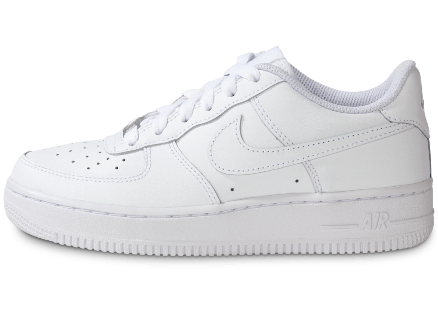 Air Force 1 Junior Nike Blanche Rj35A4L