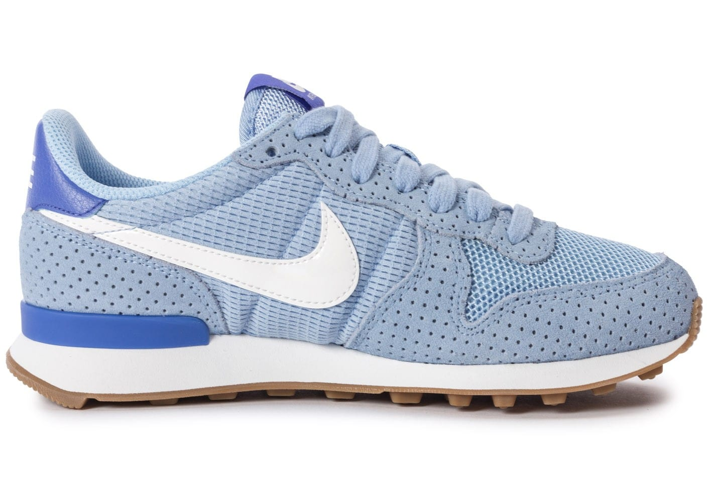 detailed look de50d 1d0fb low cost chaussures nike internationalist wolf grey vue dessous 0f681 95af9