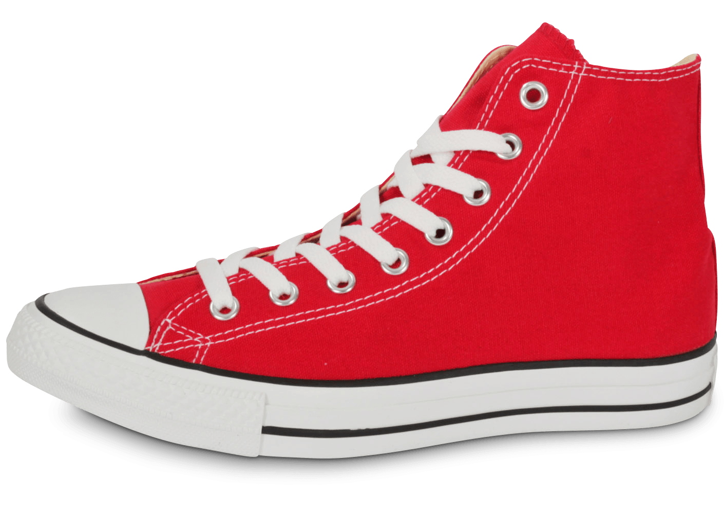 Converse Chuck Taylor All-star Hi Rouge