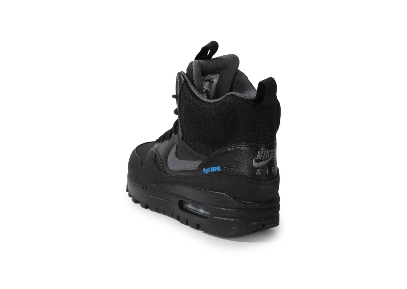 Nike Air Max 1 Mid Sneakerboot Noire Chaussures Chaussures