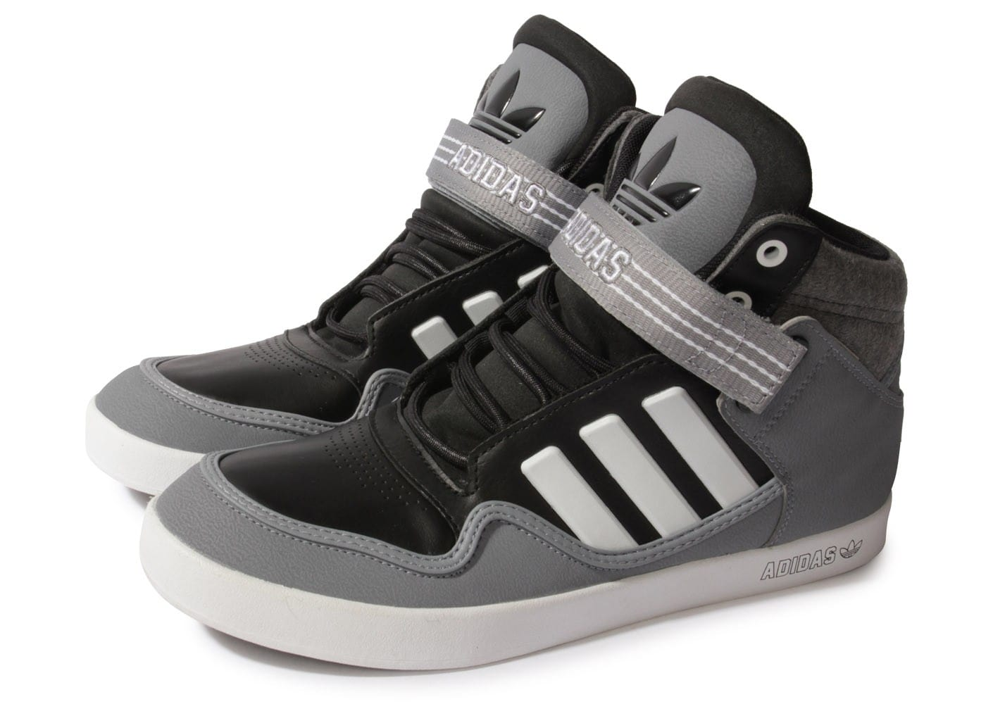 adidas Adi rise 2.0 Noire Grise Chaussures Baskets homme