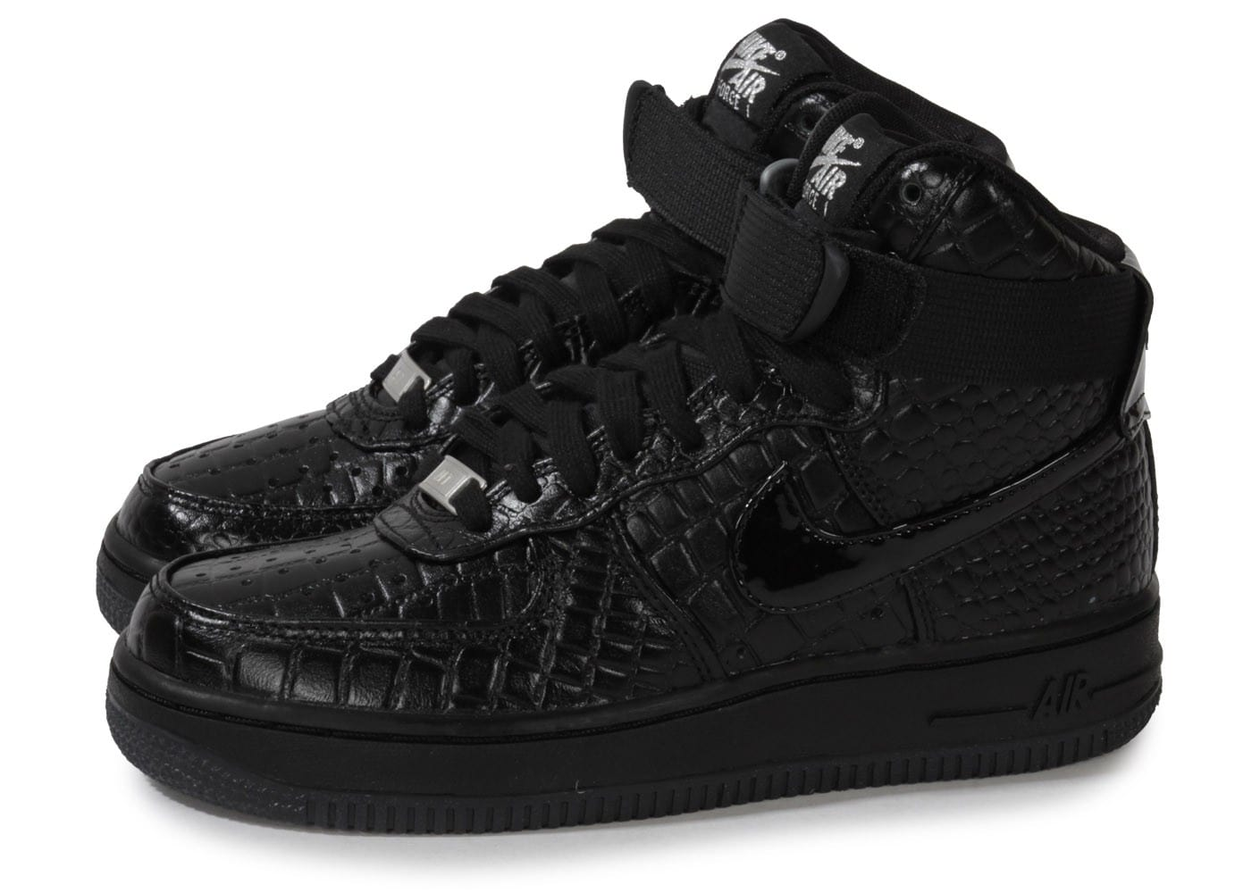 Croco Noire Air Hi Nike Chausport 1 Chaussures Force PkXiZTuO
