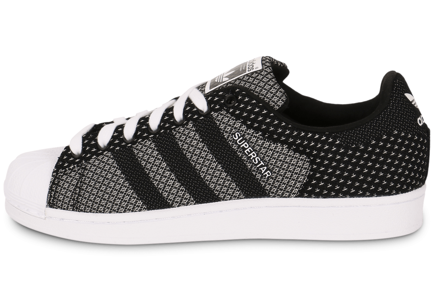 lowest price 53fc6 743e0 Chaussures Adidas Superstar Weave MmouASn