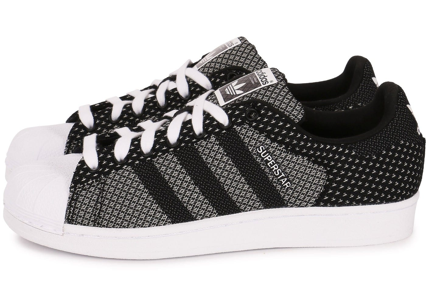 adidas superstar toile homme