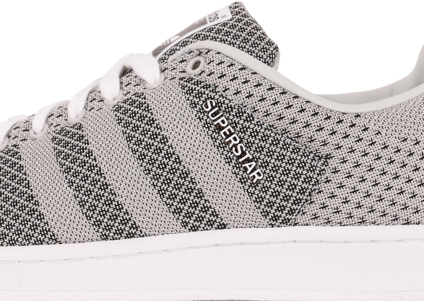 adidas Superstar Weave grise Chaussures Baskets homme