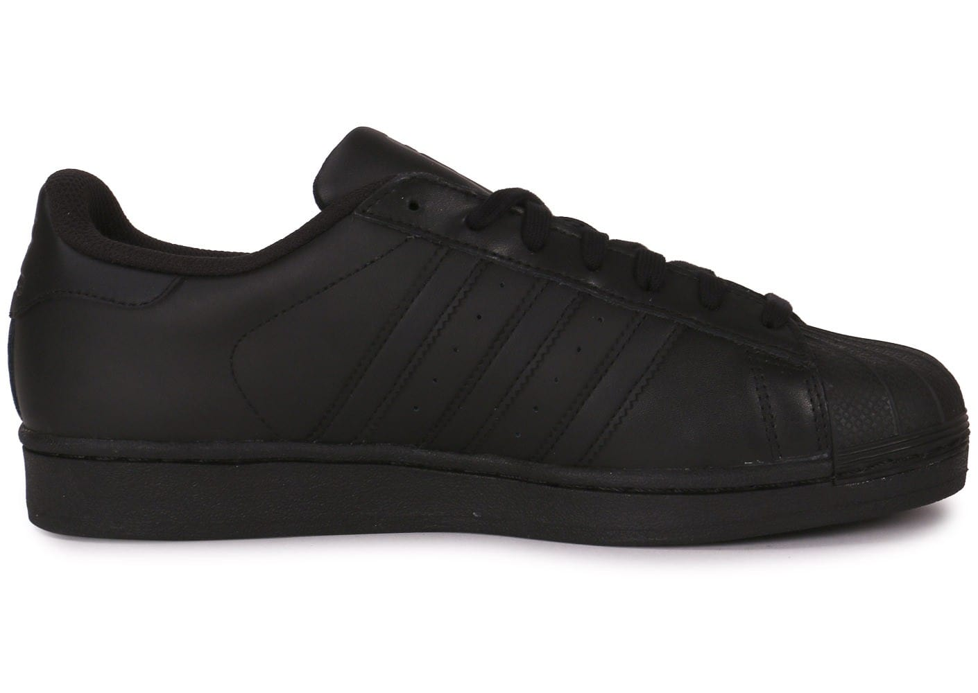 adidas Superstar Foundation Triple Black Baskets Homme