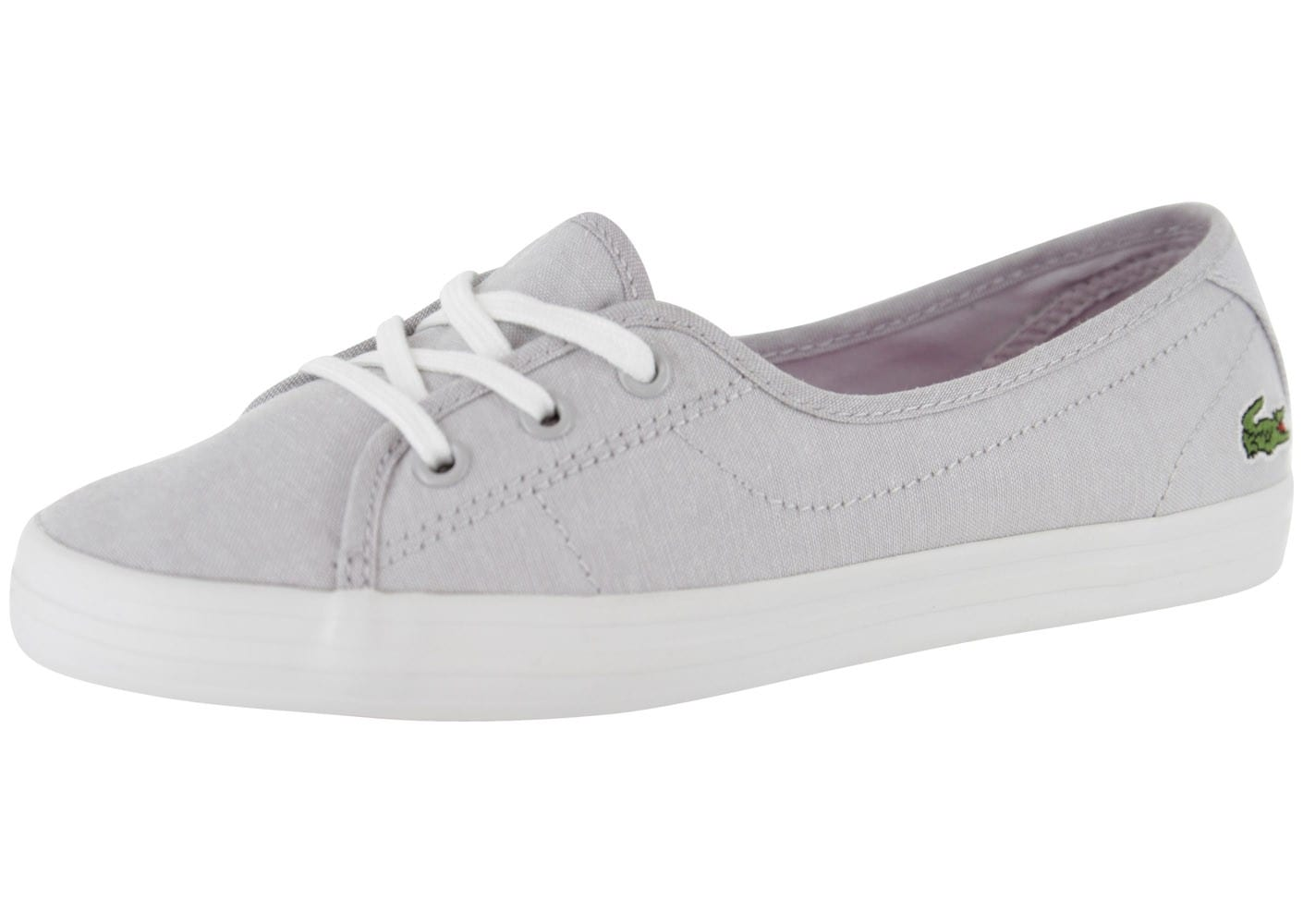 Lacoste Ziane Chausport Chunky Chaussures Grise qfazwTqg7